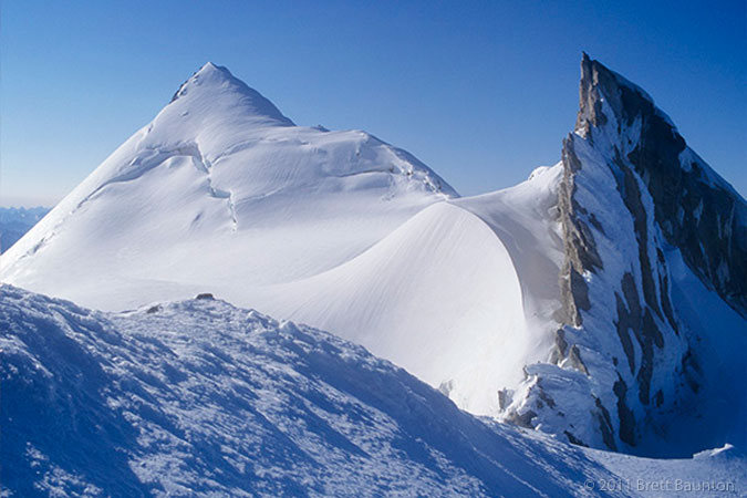 Summit Crater, Mount Baker